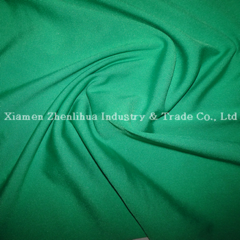 Polyester Lycra Single Jersey Knitting fabrics, Green