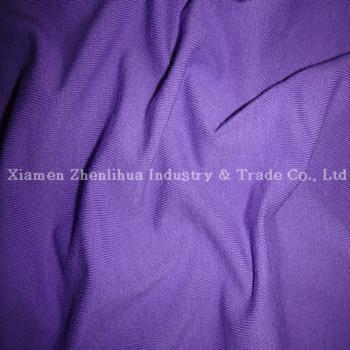 PC Lycra Single Jersey Knitting Fabrics Purple