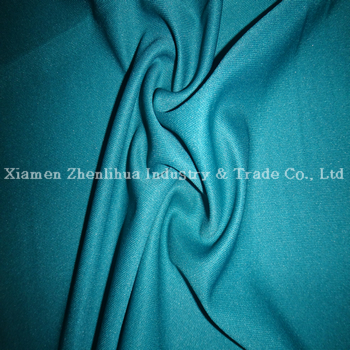 Polyester Double Jersey Heath Cloth Deep Green