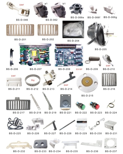 There Are Different Circular Knitting Machine Parts Circular
